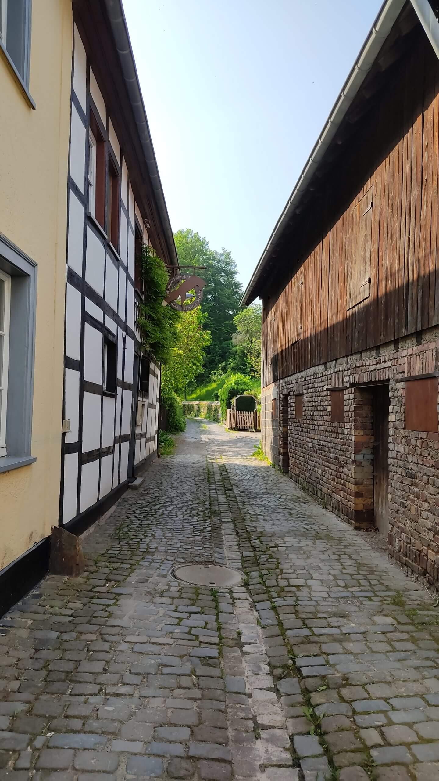 Fuchsloch in Blumenthal